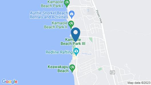 Kamaole Sands - Maui Condo & Home Map