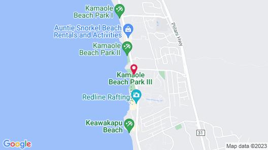Maui Parkshore - Maui Condo & Home Map