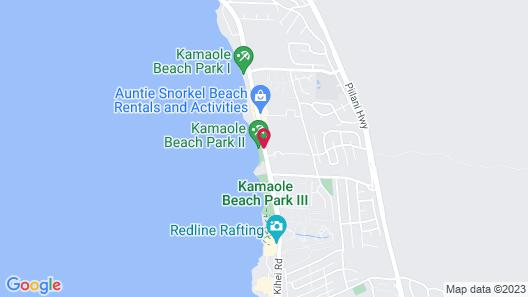 Kihei Akahi - Maui Condo & Home Map