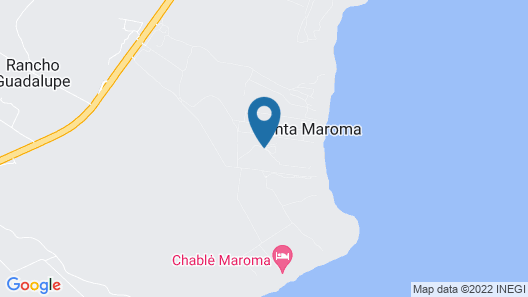 Secrets Maroma Beach Riviera Cancun Map