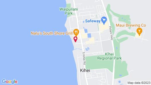 Hale Kai O Kihei by CRH Map