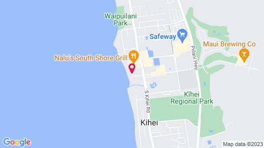 Hale Kai O Kihei by Vacasa Map