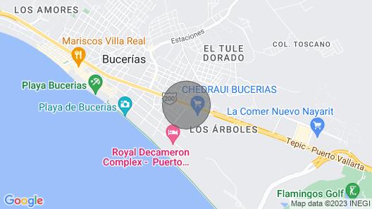 Grand Luxxe at Vidanta Nuevo Vallarta - Royal Suite Grand Luxxe 2Br Map