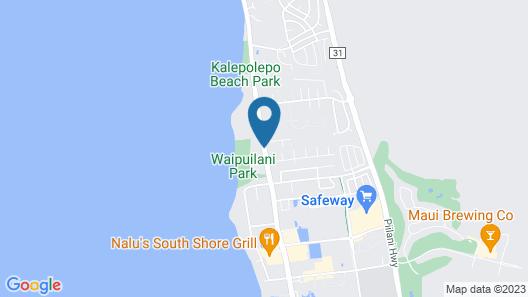 Luana Kai Resort Map
