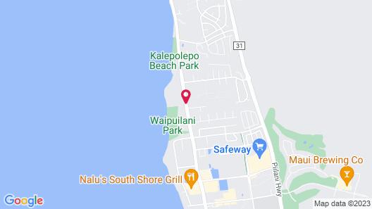 Kauhale Makai - Maui Condo & Home Map