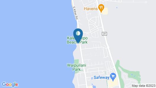 Menehune Shores #425 Map