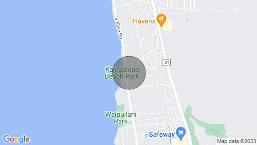 Kihei Hideaway! Map