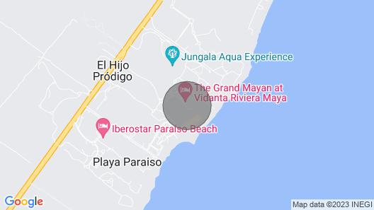 Luxury 5 + Resort- Vidanta Mayan Palace/ Riviera Maya,los Cabos,acapulco & More Map