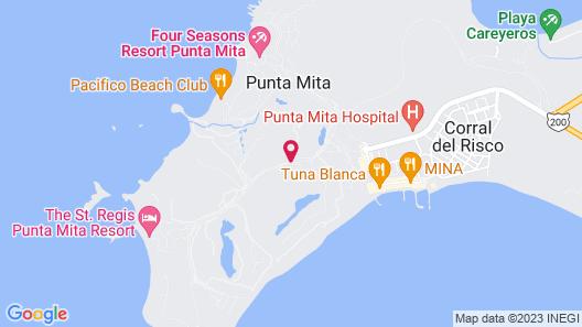 Condo Bahia 2 by Vallarta Rentals Map