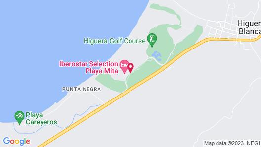 Iberostar Selection Playa Mita All Inclusive Map