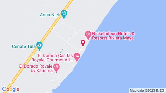 Xolumado Inspiration Village by Karisma Map
