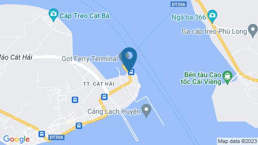 Era Cruises Map