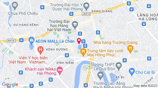 Rose Hotel Map