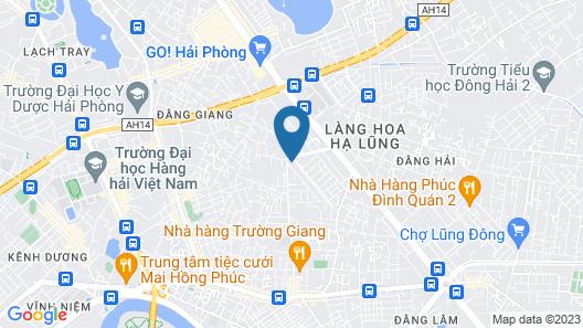 Coco Hotel Map