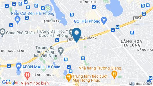 Bao Tran Apartment Map