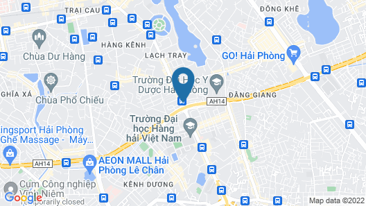 Cpn Apartment & Hotel Map