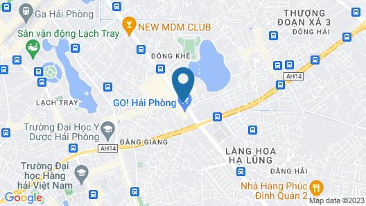 Somerset Central TD Hai Phong City Map