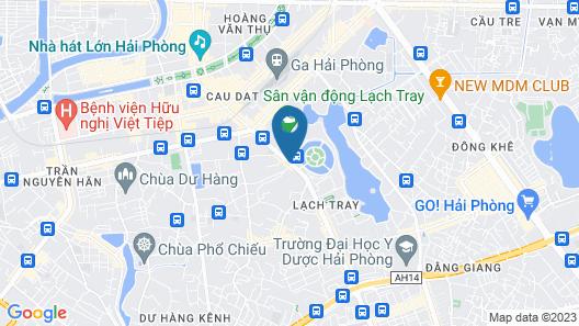 IBHJS HOTEL Map