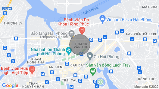 Property Located AT THE Heart OF HAI Phong City 3 Map