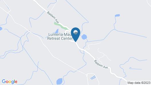 Lumeria Maui Educational Retreat Center Map