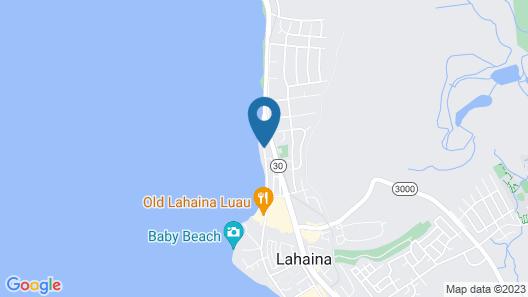 MaKai Sunset Inn Map