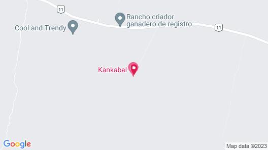 Villas Kankabal Map