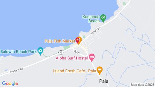 Nalu Kai Lodge Map