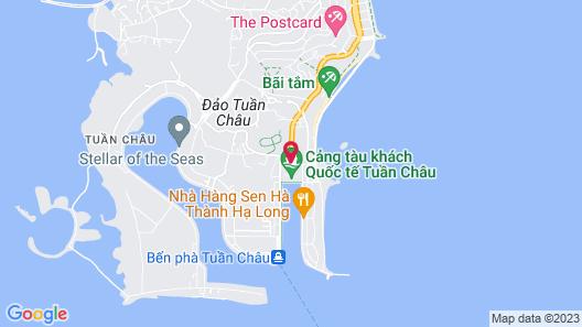Bhaya Cruises Map