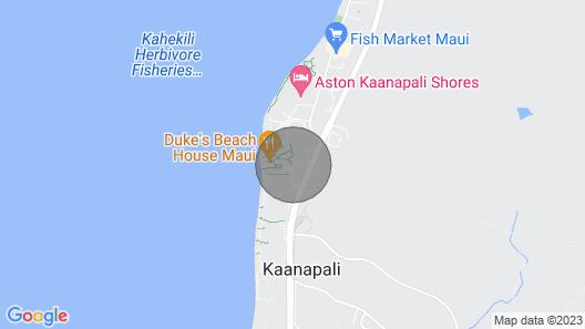 K B M Hawaii: 6th Night FREE! Ocean Views, 3 Bdrm, Panoramic Views! From $529 Map