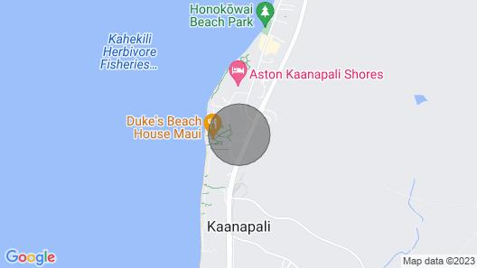 Maui Resort Rentals: Luana Garden Villas 2C – Brand New 3BR Luxury Villa, Inaugural Discount Rates! Map