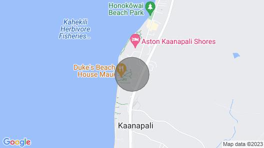Maui Resort Rentals: Luana Garden Villas 9B Brand New 3BR Luxury Villa, Inaugural Discount Rates! Map