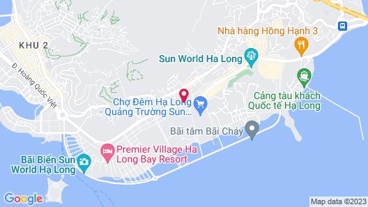Ha Long Pearl Apartment Map