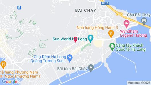 Huong Giang Hotel Map