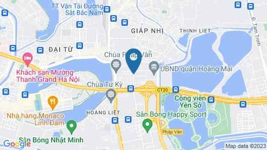 OYO 437 Van Xuan Hotel Map
