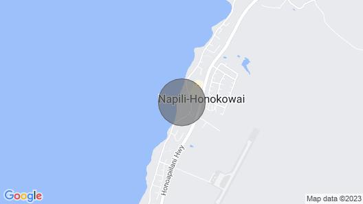 Valley Isle Resort #402 Oceanfront! Map