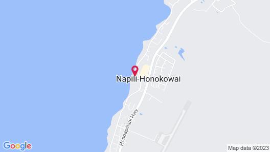Royal Kahana Resort by rkmaui Map