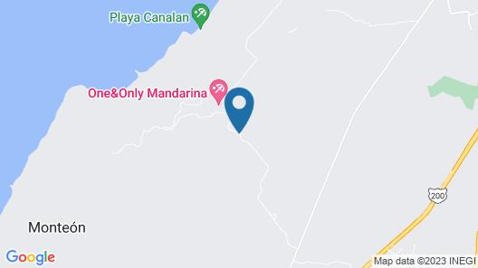 One&Only Mandarina Map