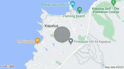K B M Hawaii: 6th Night FREE! Ocean Views, 2 Bdrm, Free Shuttle From $229 Map