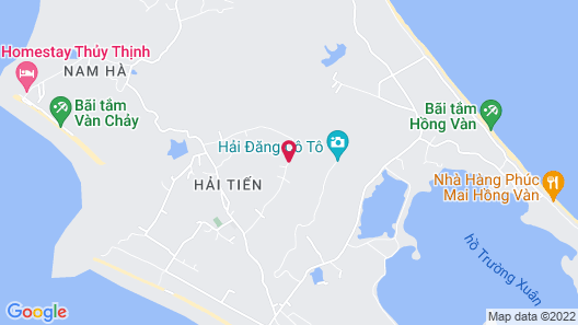 Truong Xuan Resort Map