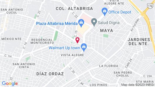 Cómodo apartamento cerca de centros comerciales Map