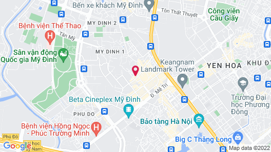 Limo Residence Map