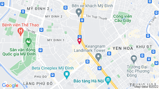 SPOT ON 946 Hoang Anh Hotel Map