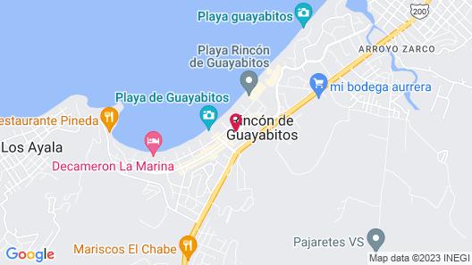 Casablanca Resort Map