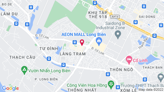 OYO 824 Bao Anh Hotel Map
