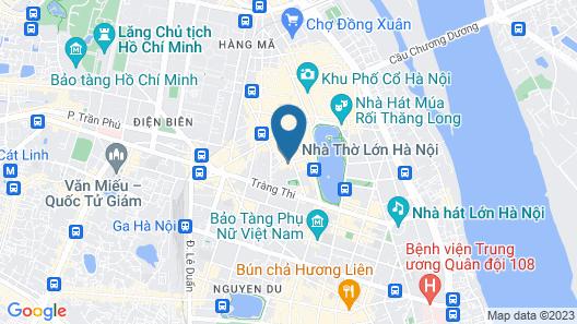 Splendid Star Boutique Hotel Map