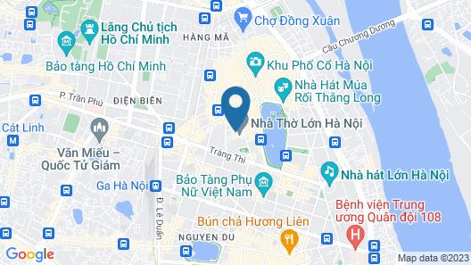 Splendid Star Suite Map
