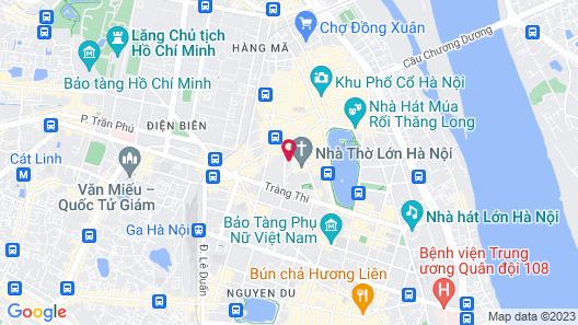 Hotels In Hanoi Old Quarter Private Ensuite Map