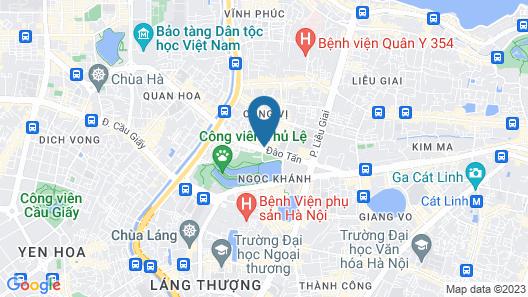Stay Dao Tan Hotel Map
