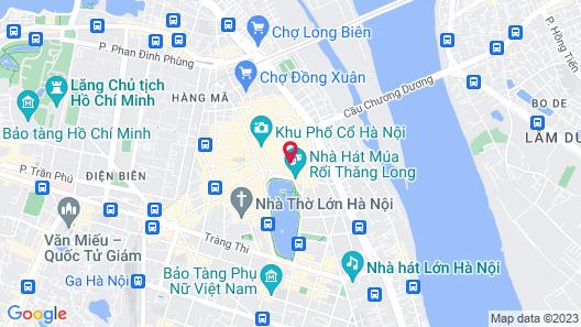O'Gallery Classy Hotel & Spa Map