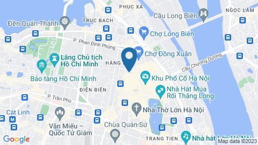 RedDoorz Hostel @ Signature Inn Map